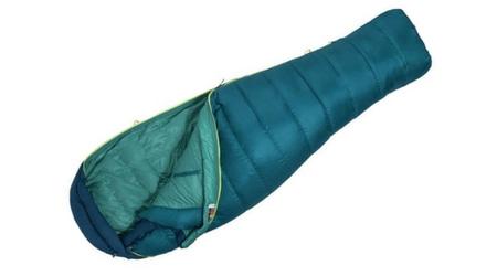 saco de dormir para temperaturas bajo cero marmot