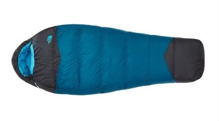 Saco de dormir invierno blue kazoo