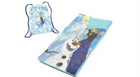 saco de dormir frozen