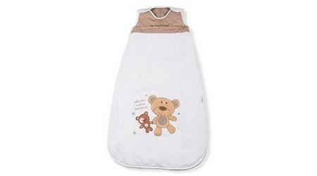 saco de dormir oso