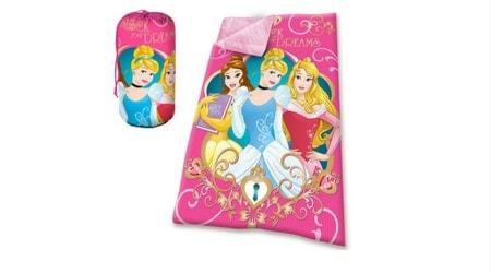 saco de dormir princesas