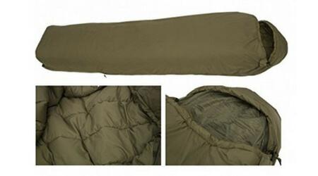 saco de dormir ejercito militar