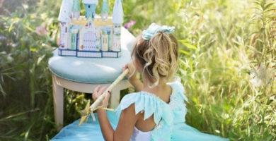 saco de dormir de princesas