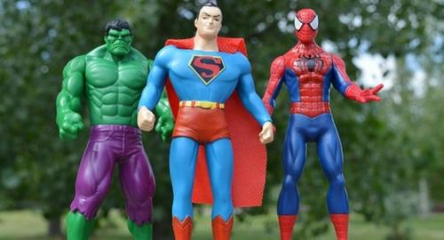 sacos de dormir super héroes marvel