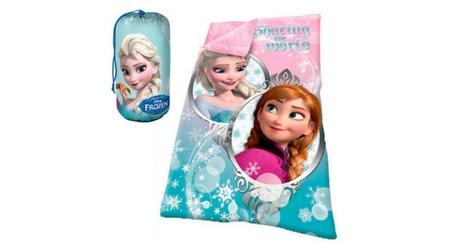 saco dormir frozen