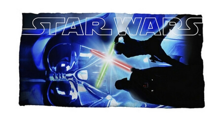 saco de dormir de star wars