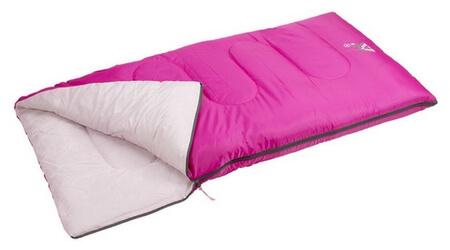 saco de dormir rosa