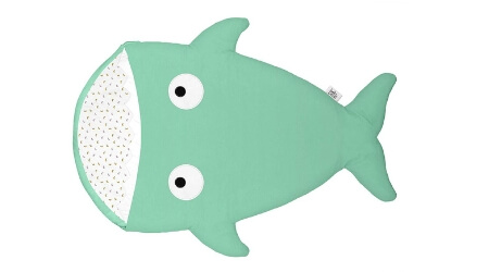saco bebe tiburon barato
