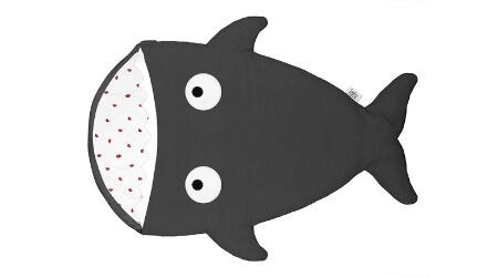 saco carro bebe tiburon