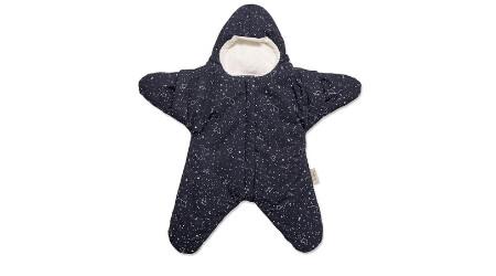 saco estrella para bebes
